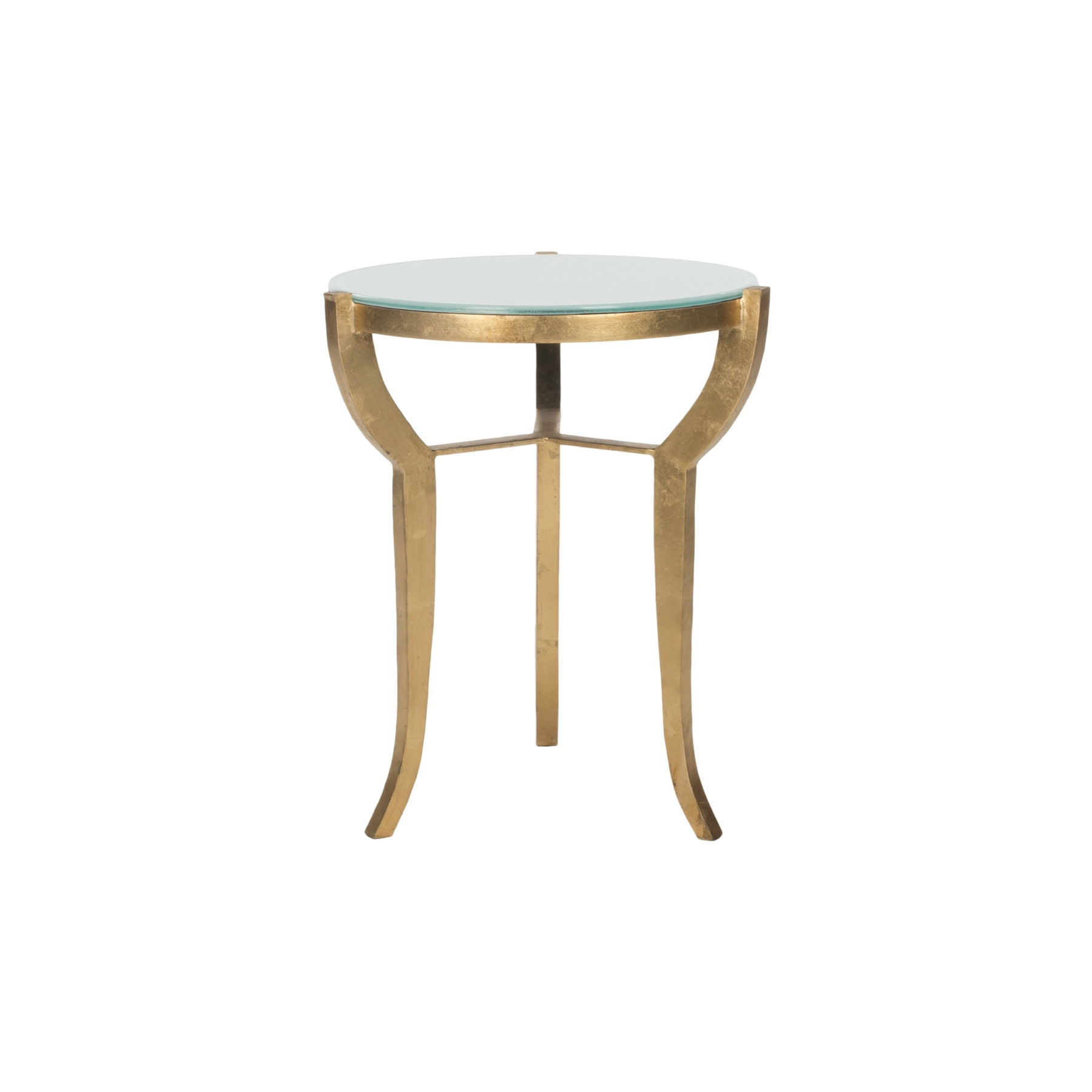 ormond mirror top circular accent table white glass glistening spin prod gold with legs hardwood floor tile small round silver side pink metal grey dining set mattress and box