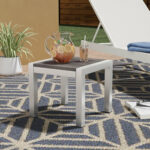 orren ellis coline outdoor metal patio side table reviews accent tables purchase linens solid cherry wood dining antique drop leaf pedestal west elm tripod lamp mortar and pestle 150x150