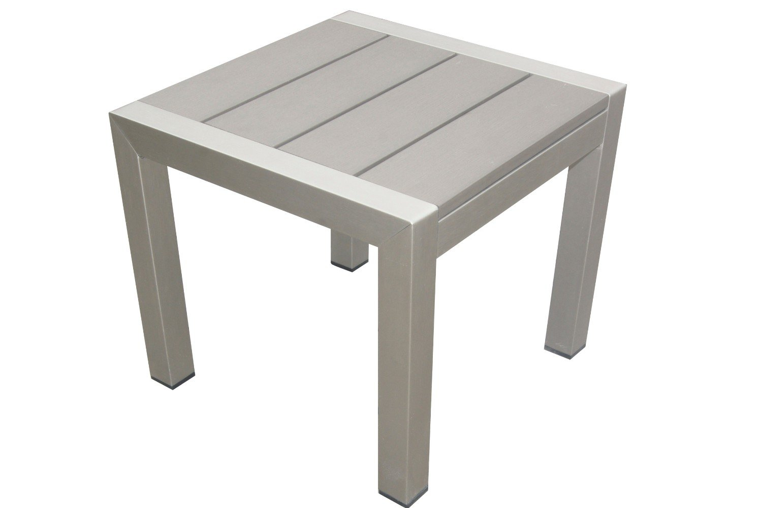 orren ellis lawler highly functional easy movable outdoor aluminum side table entryway with shelves grey linen tablecloth chess round antique tall cabinet glass doors coffee