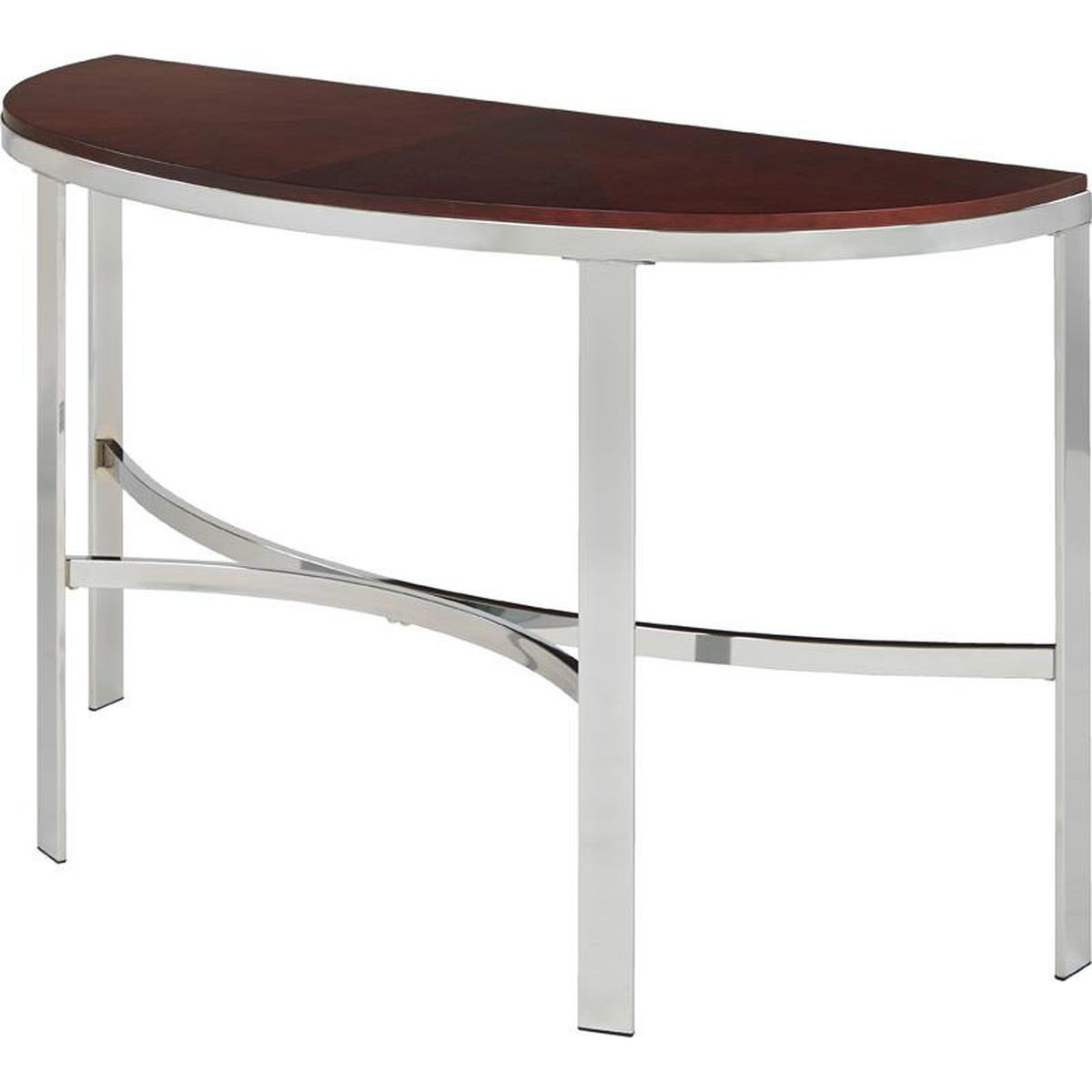 osp designs alexandria round side table cherry finish top office star products chy harper accent macchiato mochaccino high with stools slim end tables target currey and company