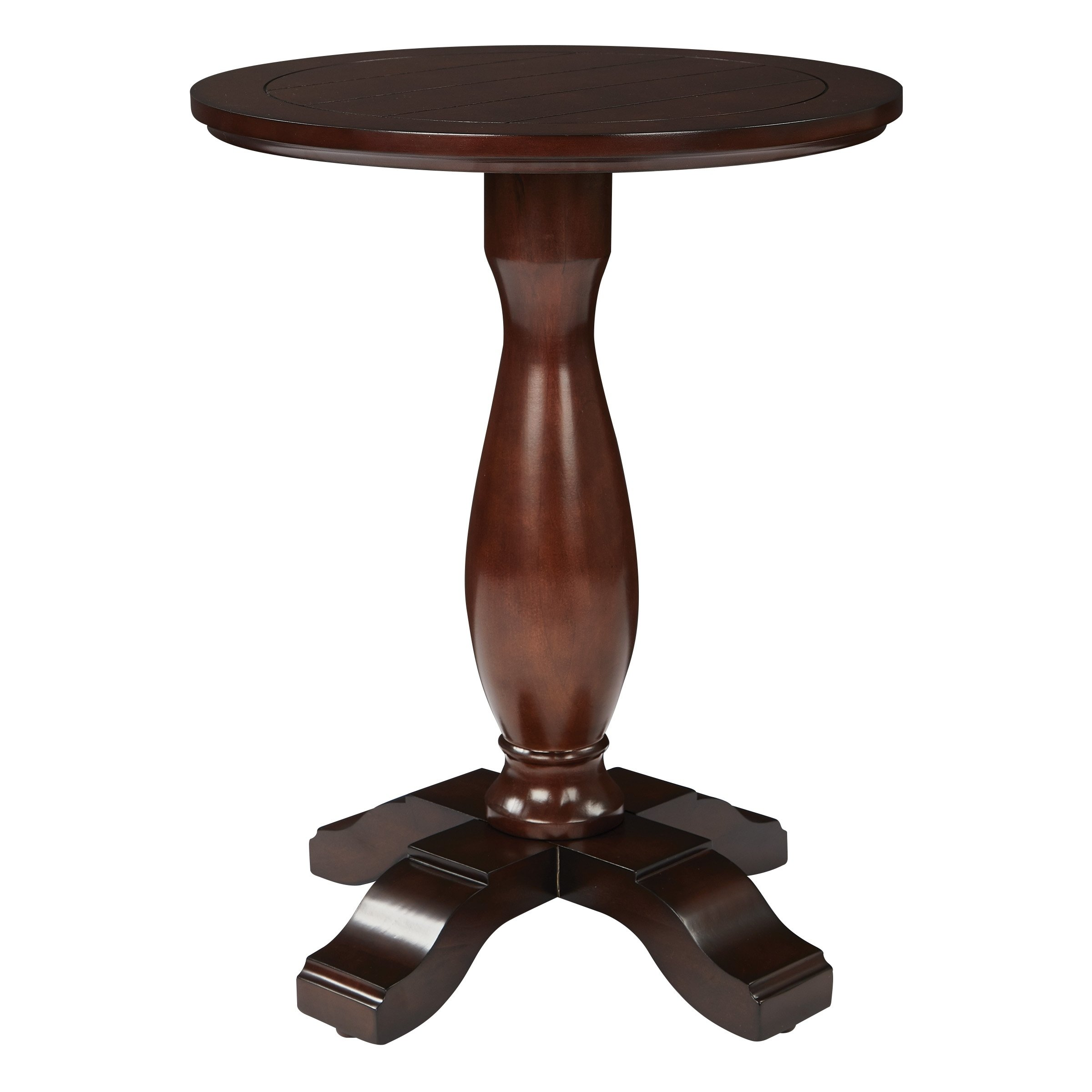 osp home furnishings annalise round accent table espresso ave six free shipping today outdoor side tall bedside ideas tennis rubber target patio set pedestal pier one imports