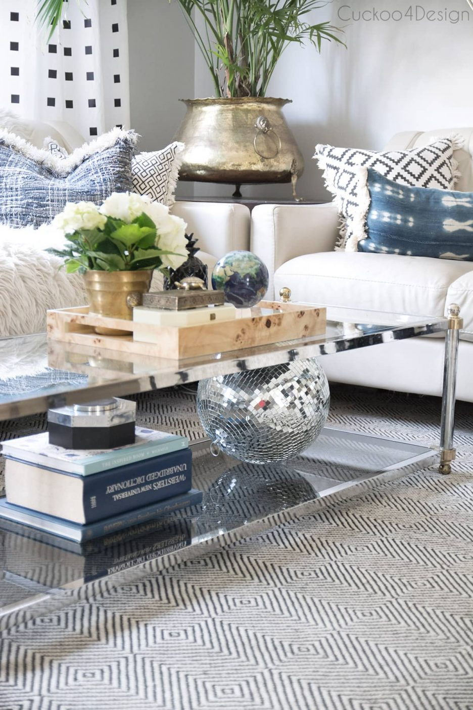 ott coffee table slate tile unique decor plexiglass decoration ideas accents accent chair and set antique victorian marble top end tables outside furniture covers long narrow