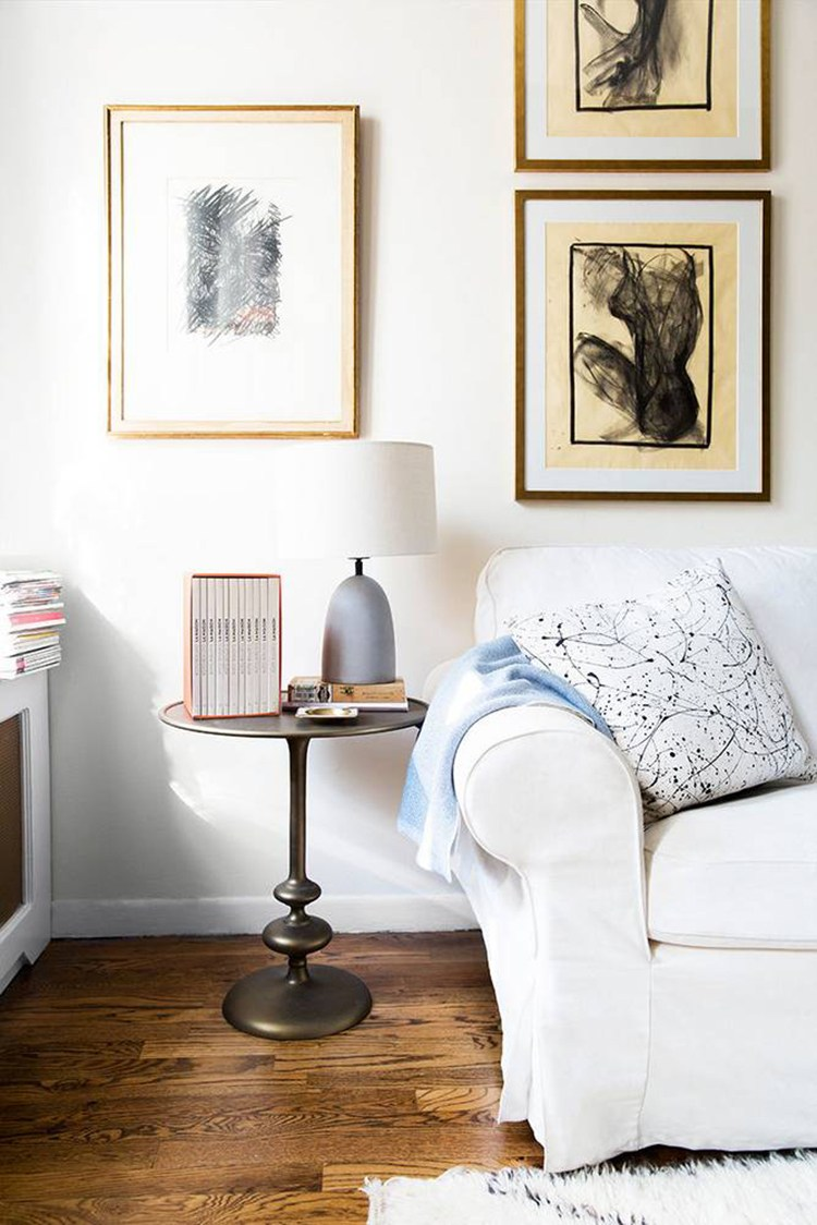 our favorite accent tables under room for tuesday side table next sofa behind couch vintage ese lamps trestle size metal floor threshold marble and black coffee comfy patio