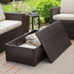 outdoor coffee table with storage wicker patio rattan side end furniture simple quilted runner patterns sheesham seattle lighting high top dining room pottery lamps small marble 150x150