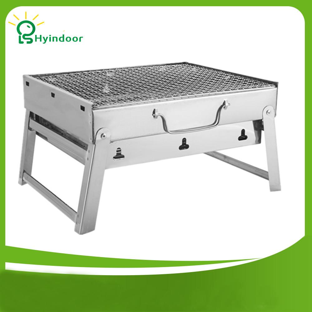 outdoor folding patio barbecue grill camping garden stainless side table steel portable bbq grills from shutie dhgate trestle dimensions high top set furniture collections battery