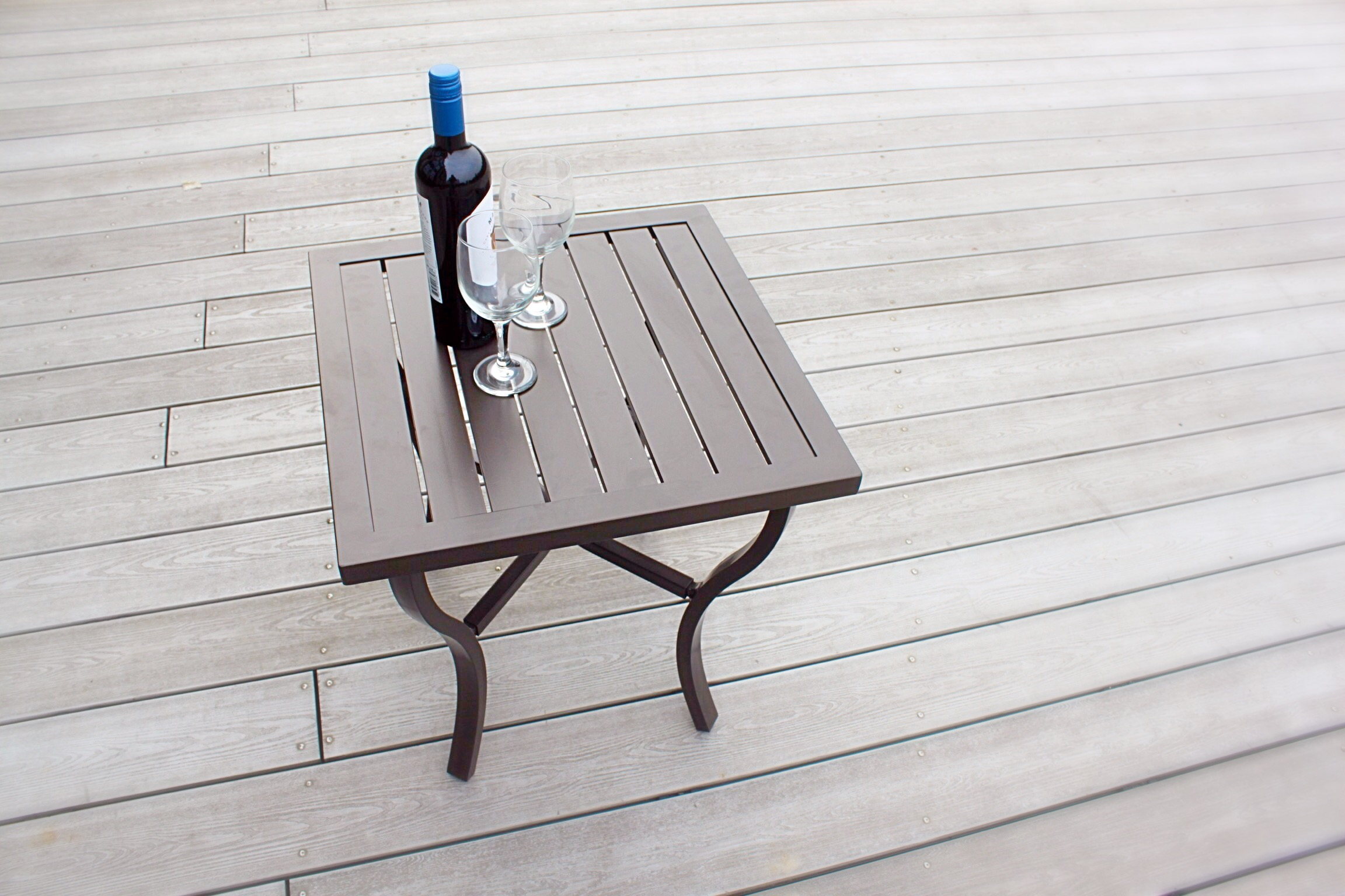 outdoor patio side table img copy aluminum with slat top bronze chess coffee clearance emerald green dining chairs bedroom night lamps small bedside light living room furniture