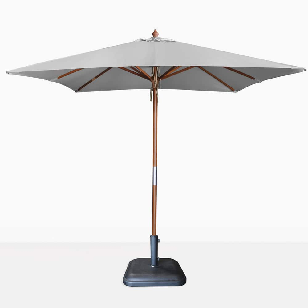 outdoor patio umbrellas bases and stands teak dixon square graphite umbrella accent table sunbrella mid century round mirrored chest coffee recliner side glass top room decoration