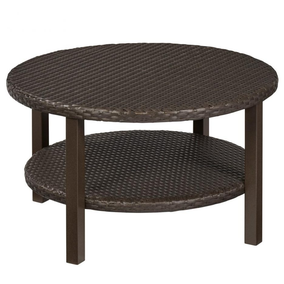 outdoor retro coffee table round wood resin wicker patio curved glass aluminum accent tables side small wooden wrought iron metal high end lamps for living room clothes organiser