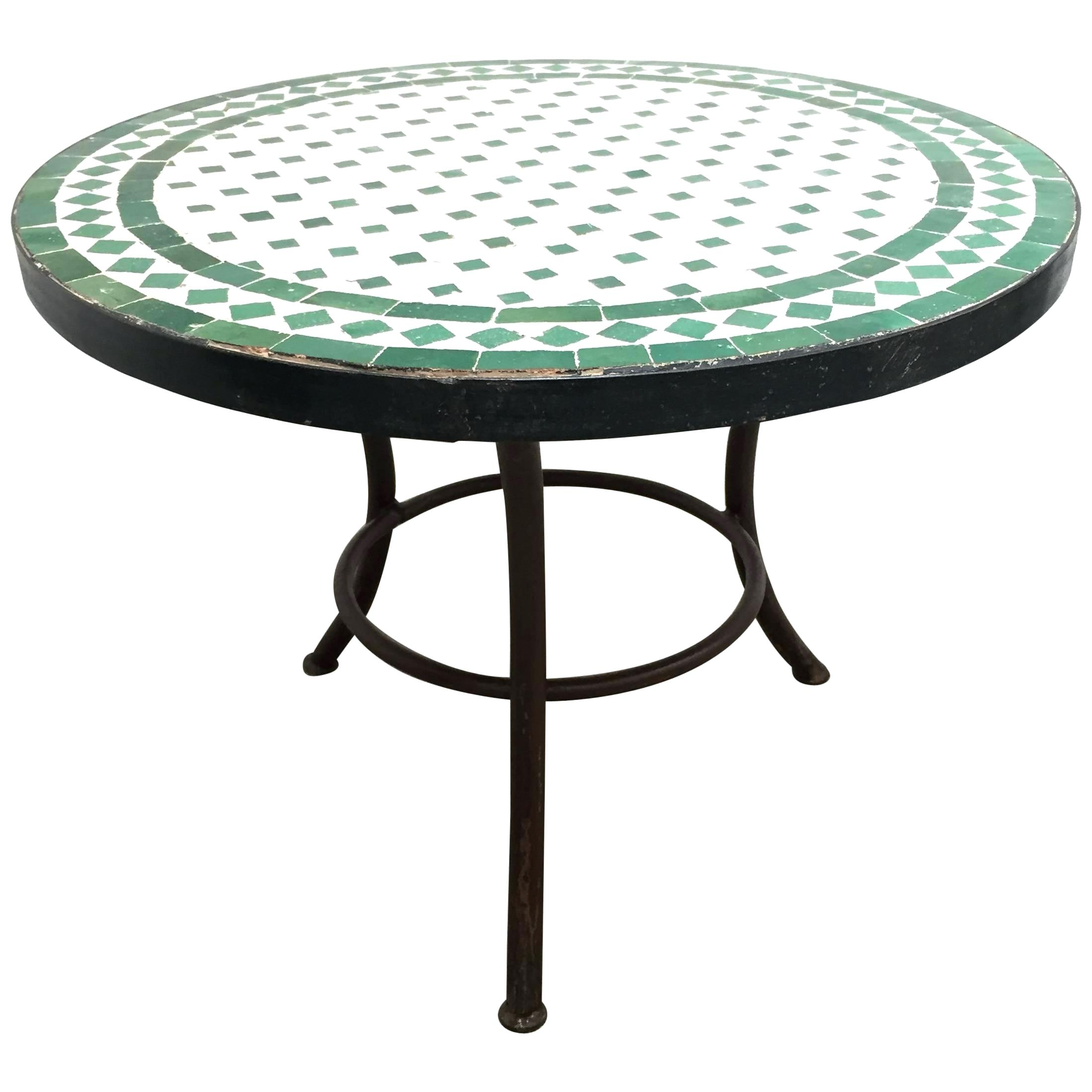 outdoor side table empbank info mosaic tile low iron base green and white for black accent garden chairs set antique gold lamp decorative chests cabinets kitchen hardware pulls