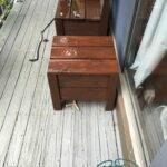 outdoor side table with storage steps large accent ture long skinny behind couch glass center cool nightstand lamps ethan allen kitchen mosaic patio telephone seat antique tables 150x150