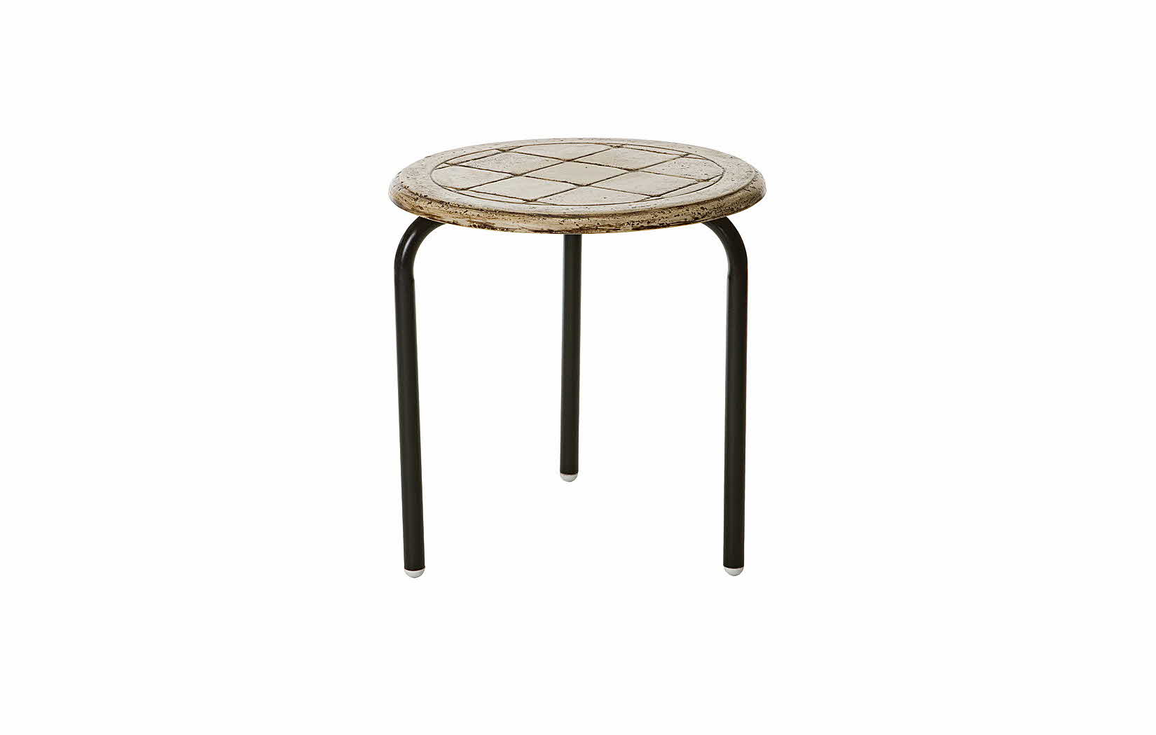 outdoor side tables commercial furniture texacraft main accent table cobblestone fiberglass top oval glass coffee nautical themed black steel porcelain vase lamp small occasional