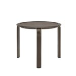 outdoor side tables residential commercial furniture main round aluminum accent table occasional solid top wood farmhouse dining target closet organizer west elm box frame 150x150