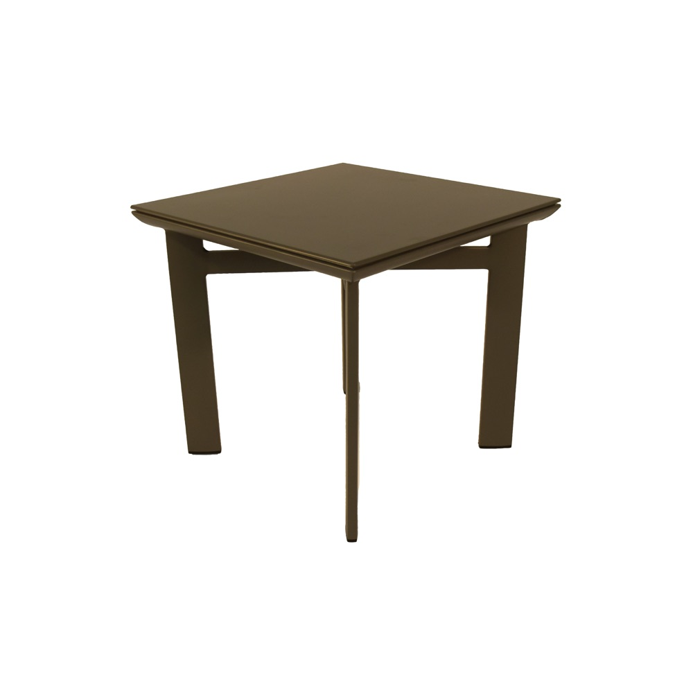 outdoor side tables residential commercial furniture main table cover parkway occasional tbl solid top gold white grey patio design pedestal dining room west elm console cordless