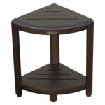 outdoor teak table outdoors side accent counter height with stools art deco lighting small glass and chrome end half circle retro modern furniture reclining living room sets 150x150