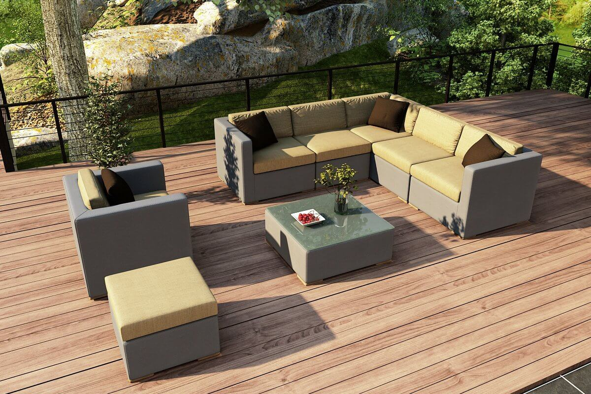 outstanding modern patio conversation sets dining zuo wicker outdoor chairs umbrella side set furniture scenic table yellow full size elm glass end tables metal garden coffee barn
