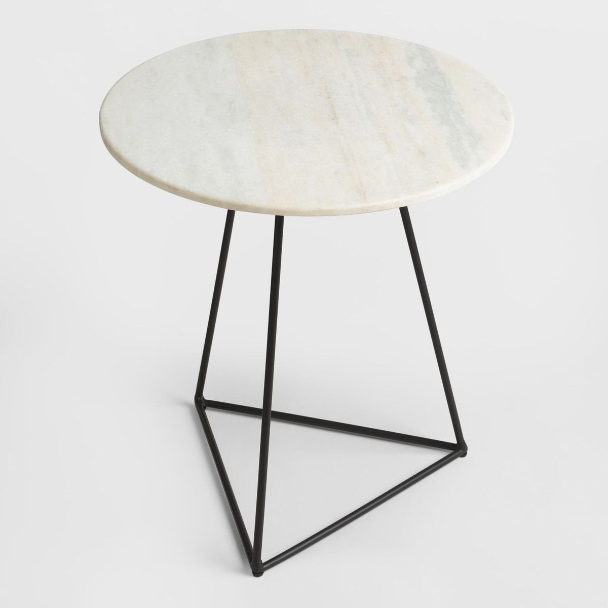 outstanding target side table stool bedside round stools white small recycled storage block wood timber low solid outdoor scalloped accent full size curved mirrored metal frame
