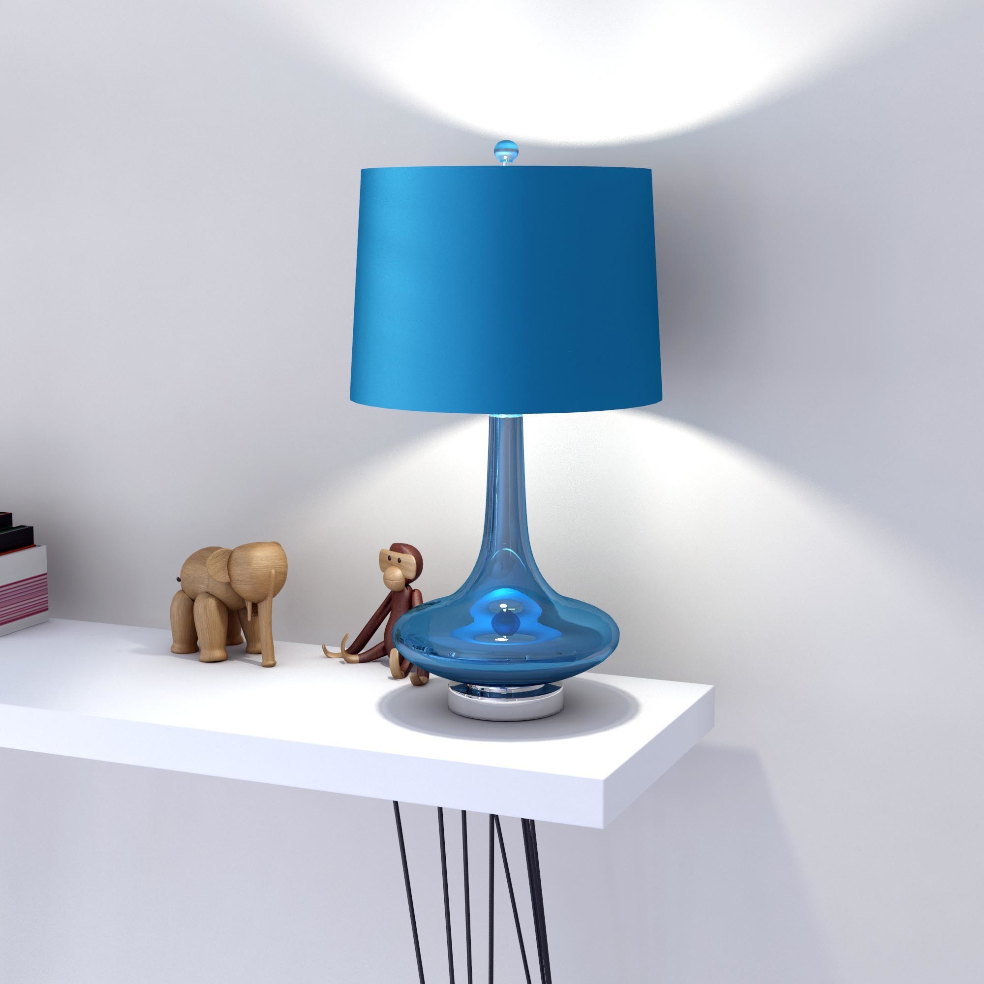 outstanding teal accent table lamp tiffany red target john ideas dunelm torchiere touch classic shades cordless led black wilko lamps battery drawing design bedsi habitat lewis