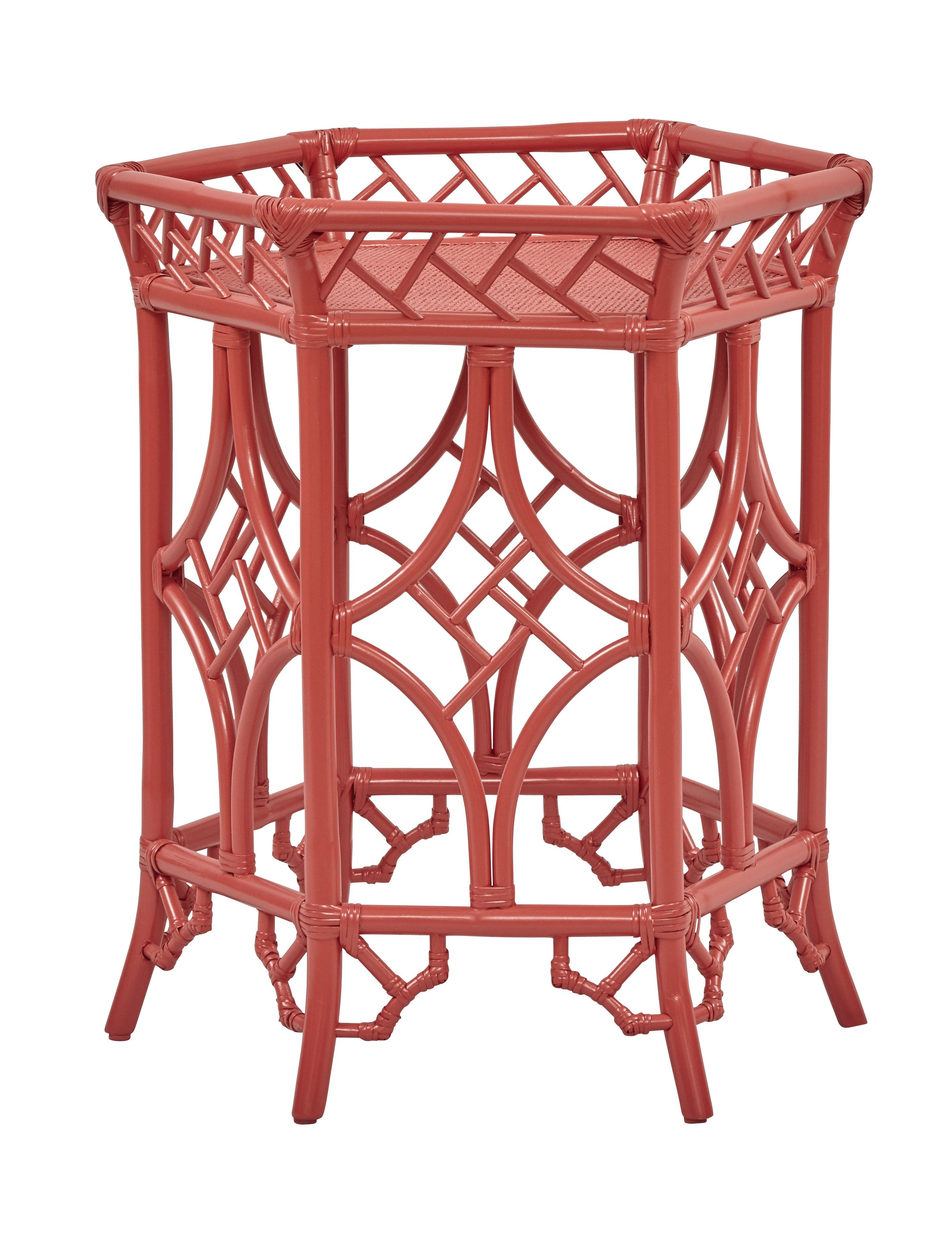 pagoda accent table red tomato kenian home custom color pink metal victorian occasional black cube side square bar chair cover factory silver coffee pier one nesting tables narrow