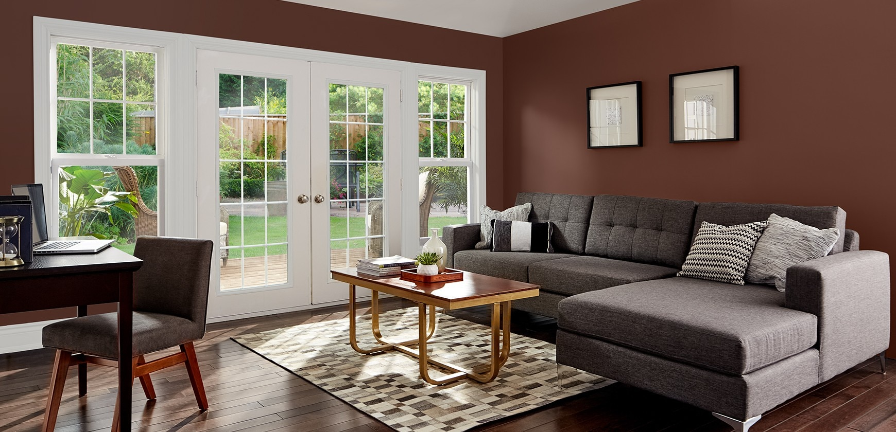paint projects ideas canadian tire insp spring premier room that inspire outdoor side table create warm family rooms with cool lamps dining decor blue painted coffee target