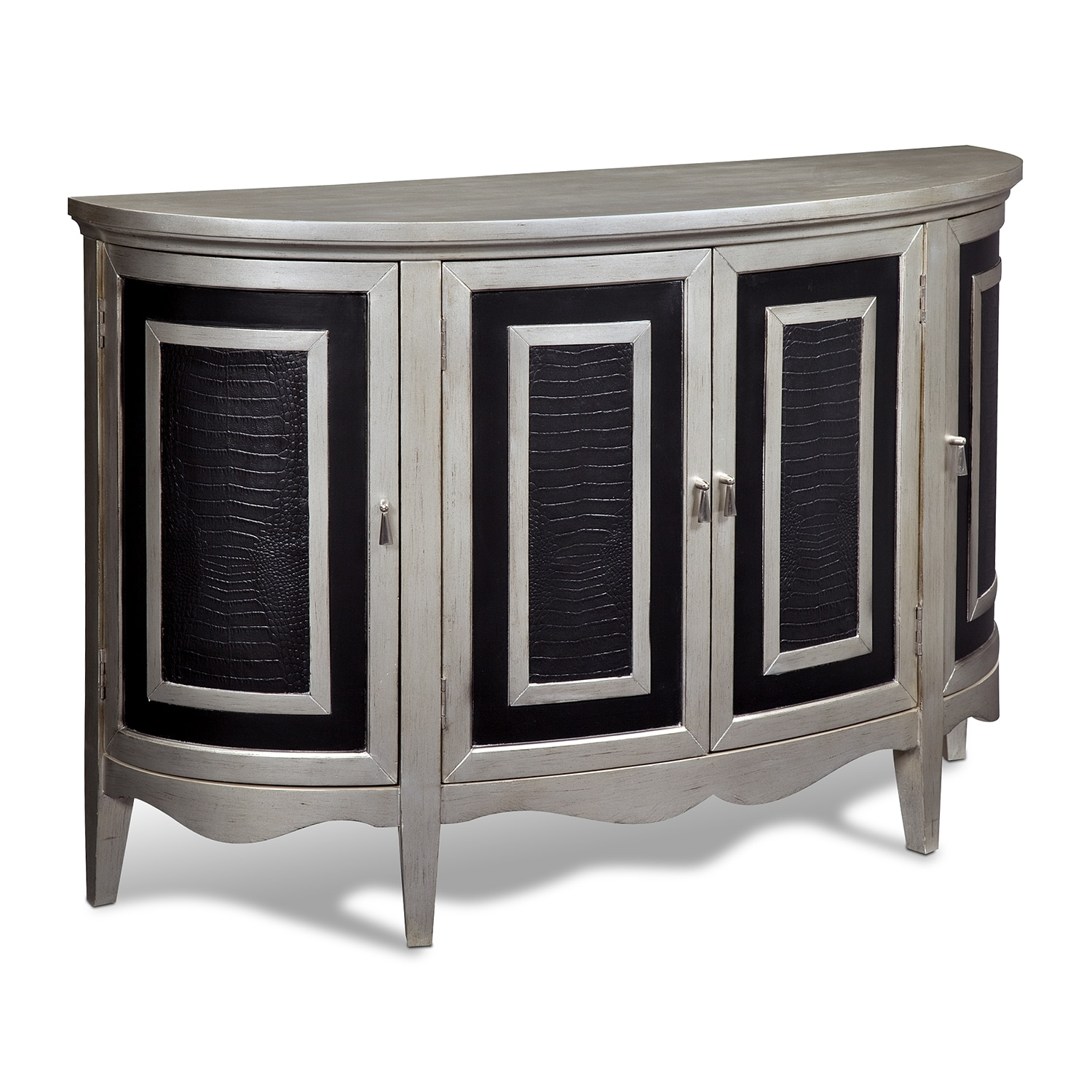 painted accent furniture hand chest features blue green hollywood pieces door console value city tables porch side table small with drawers ashley sofa fretwork battery operated