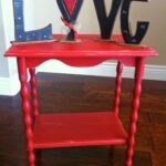 painted nest custom order red accent table industrial metal with drawers pair lamps triangle end drawer rattan windham console patio furniture clearance victorian couch narrow 150x150