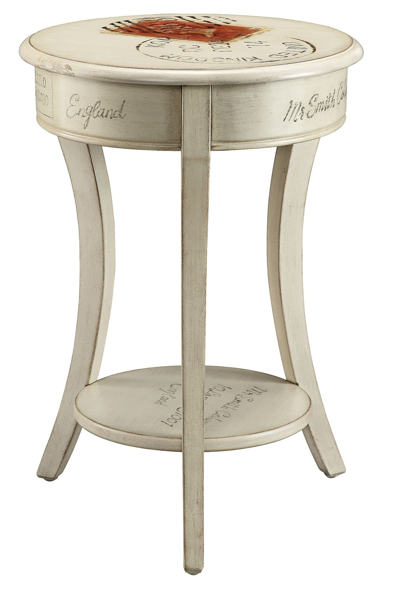 painted treasures curved legs round accent table curves and wood skinny couch white chairs teak end tables indoor piece glass set rustic mirrored big umbrellas for shade living