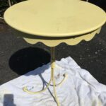painting outdoor furniture img side table yellow offset umbrella small end tables target industrial cart coffee piece dining set elm hobby lobby sofa mosaic garden chairs grey 150x150