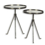 pair black accent tables perch decor table maritime pendant stand umbrella glass end side small outdoor storage box ikea shelf mosaic tops ashley furniture company dining and 150x150