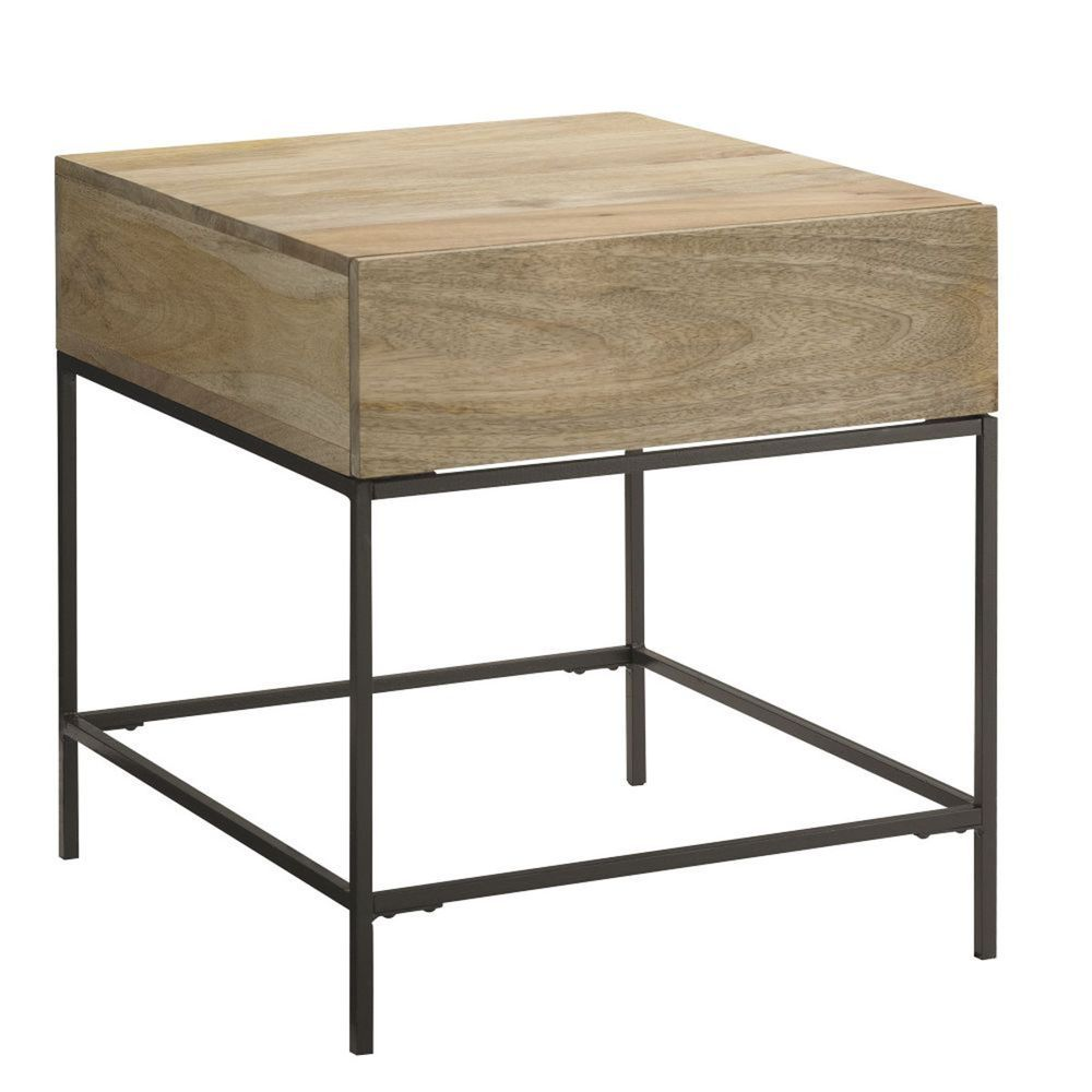 pair john lewis west elm industrial storage bedside side table mango wood accent rrp home gold coffee mats reclaimed furniture patio umbrella base weights small couches for rooms