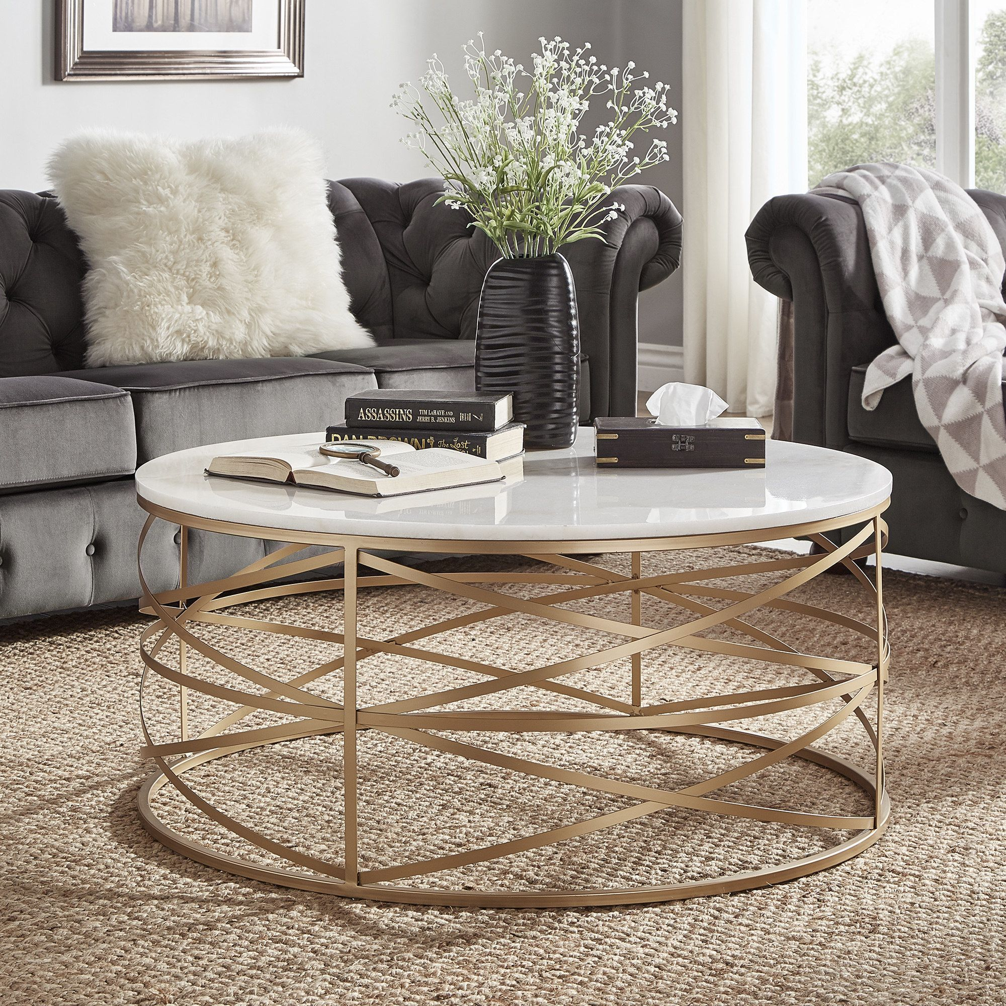 paisley round gold accent tables with marble tops inspire bold end table set piece wrought iron coffee legs space saving kitchen wood pedestal basket drawers mission style sofa