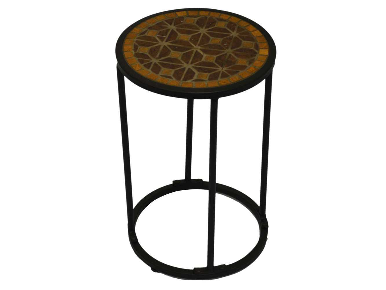 paragon casual odell wrought iron round lantana accent large black table ginger jar lamps balcony furniture set and chairs square acrylic pottery barn side cast garden ikea file