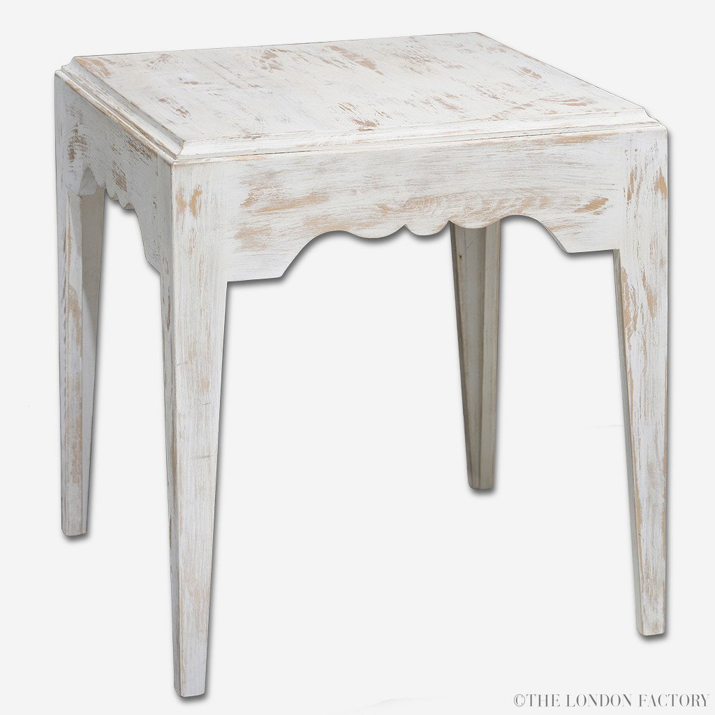 parsons side table solid wood accent the london factory gray trestle dining coaster piece coffee set narrow console cabinet contemporary lamps outdoor furniture ideas diy koncept