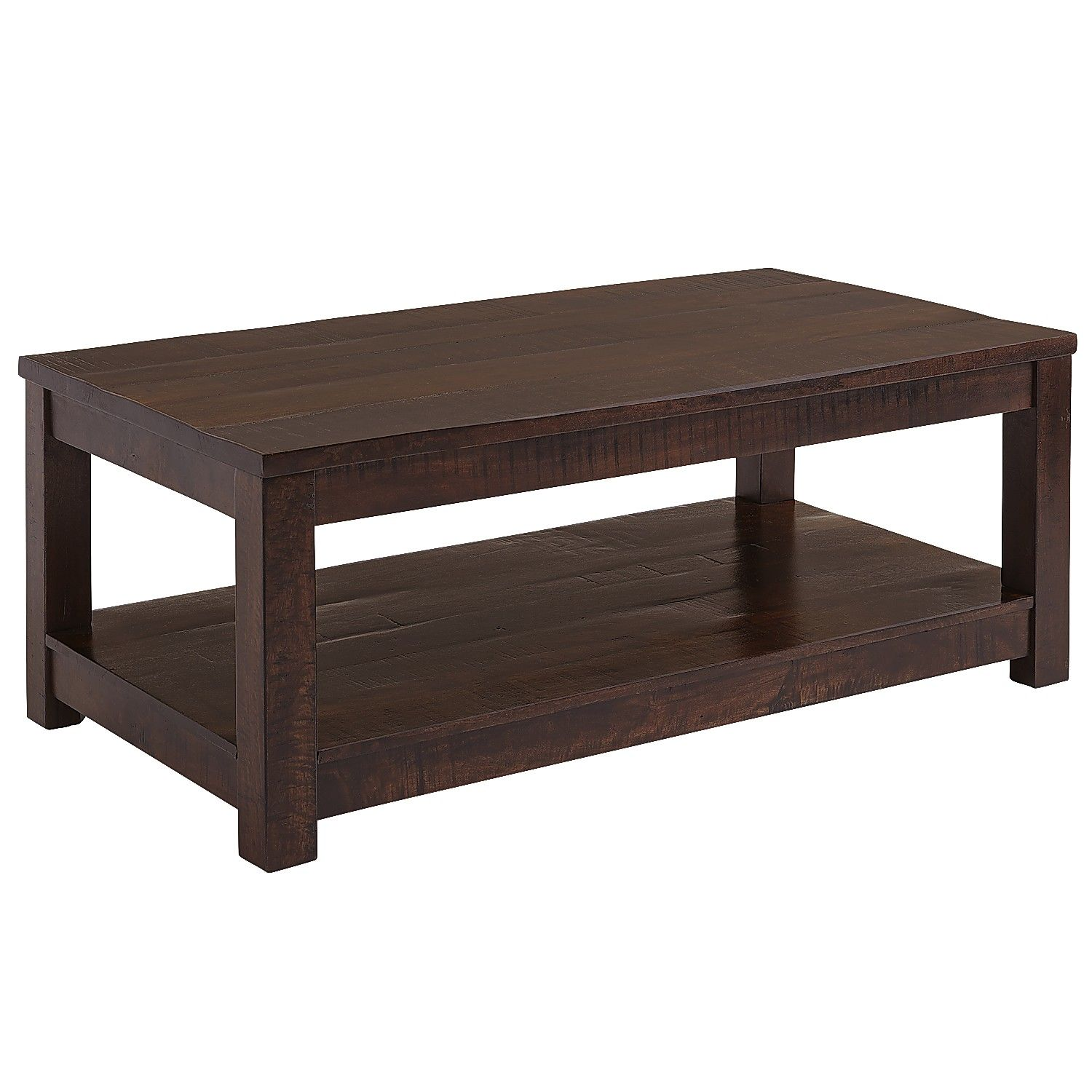 parsons tobacco brown coffee table pier imports round wood pub accent tables oval with shelf small metal garden half moon glass bunnings chairs and nautical sconces indoor