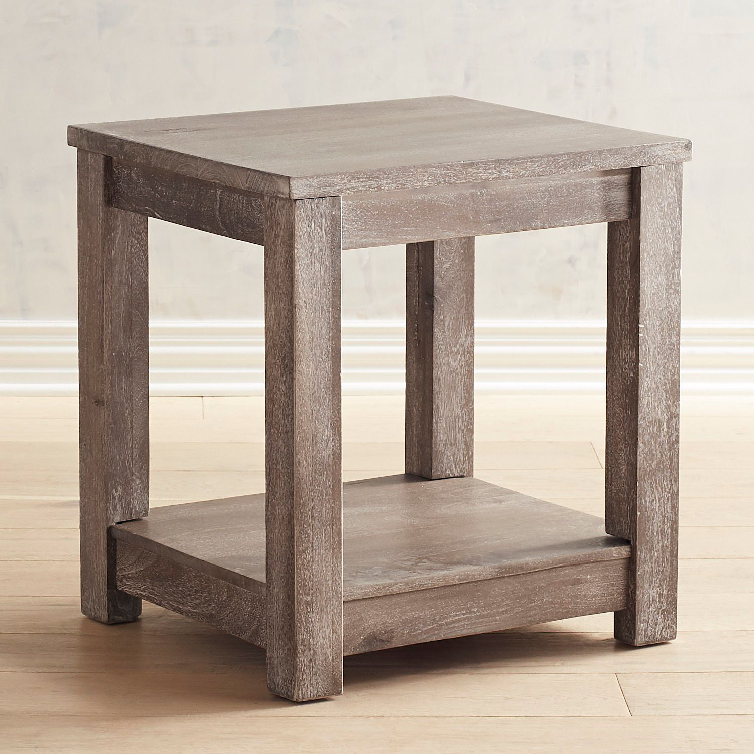 parsons truffle gray end table pier imports accent mango wood collection marble box coffee home goods tables covers for outdoor iron and chairs bath wedding registry mimosa