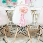 pastel unicorn birthday party accent table sparkle chair backers dessert granite top end tables rattan garden furniture homebase unique brass round glass coffee steel patio 150x150