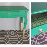 patina green page general finishes design center scd greens tara soul end table emerald coastal blue milk paint accent custom mixed white top coffee with umbrella hole small 150x150