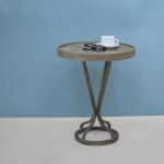 patina vie vintage industrial accent table fifth dsc full metal click enlarge seattle lighting linen napkins square tablecloths hampton bay outdoor furniture cushions large gold 150x150