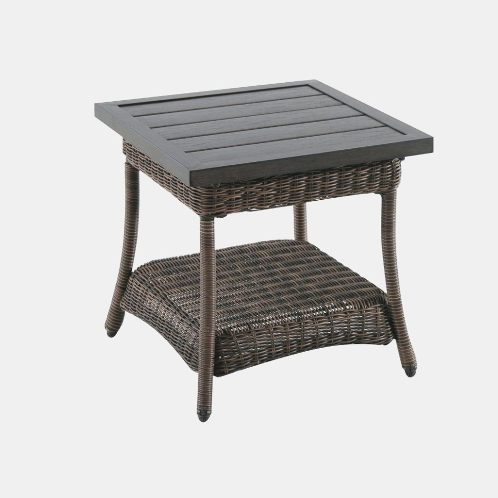 patio end tables round accent table brown outdoor target throughout creative only white drop leaf drum throne top metal trestle blue living room chairs set marble bunnings lamp