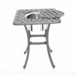 patio table ice bucket nola side with outdoor high accent gallerie console storage cabinet chair covers cool home decor counter height dining quilt modern nest coffee tables 150x150