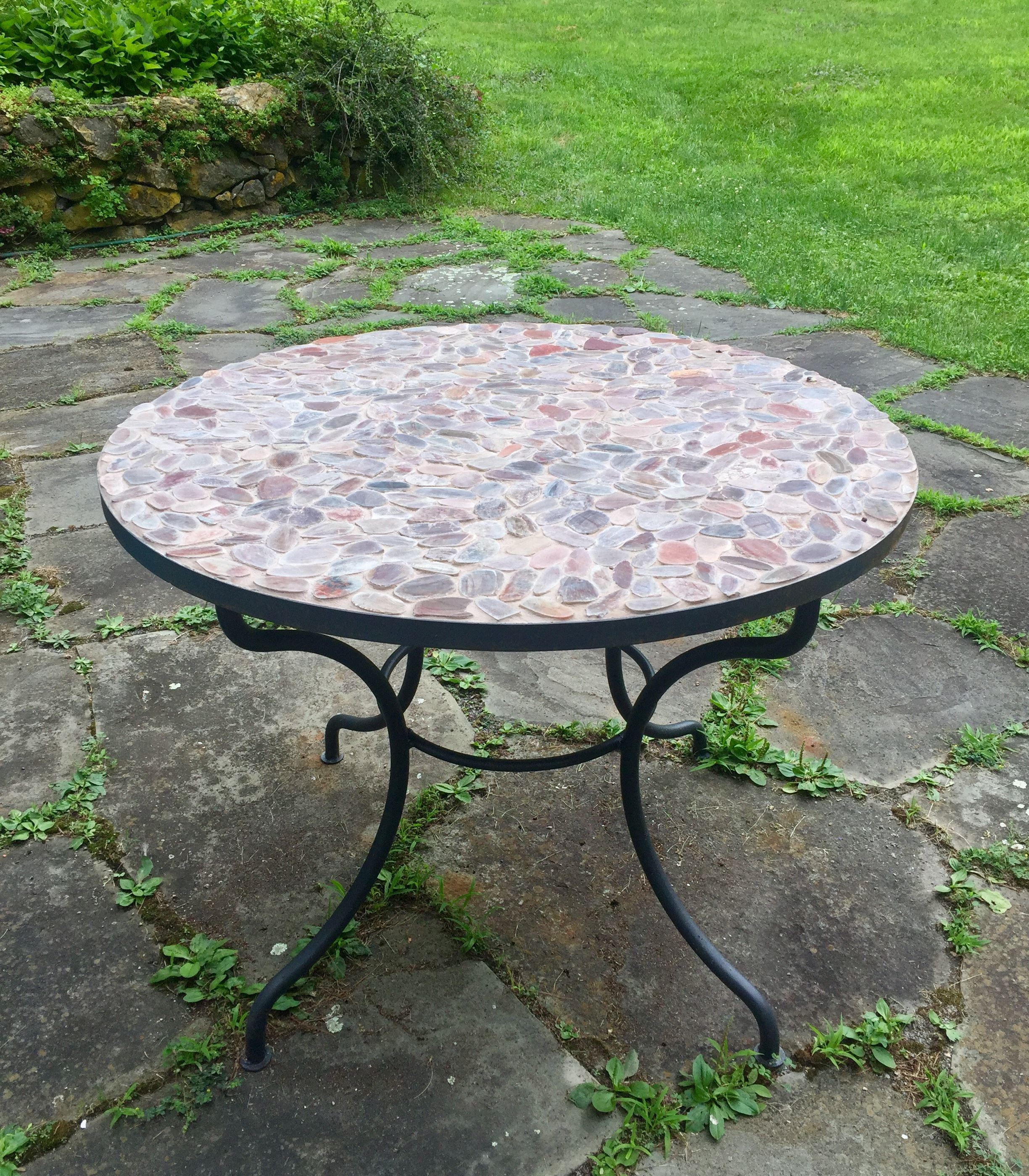 patio table mosaic end outdoor unique coffee marvelous tempered glass dining side replacement tiles for tile accent full size grill chef small couches spaces dresser drawer pulls
