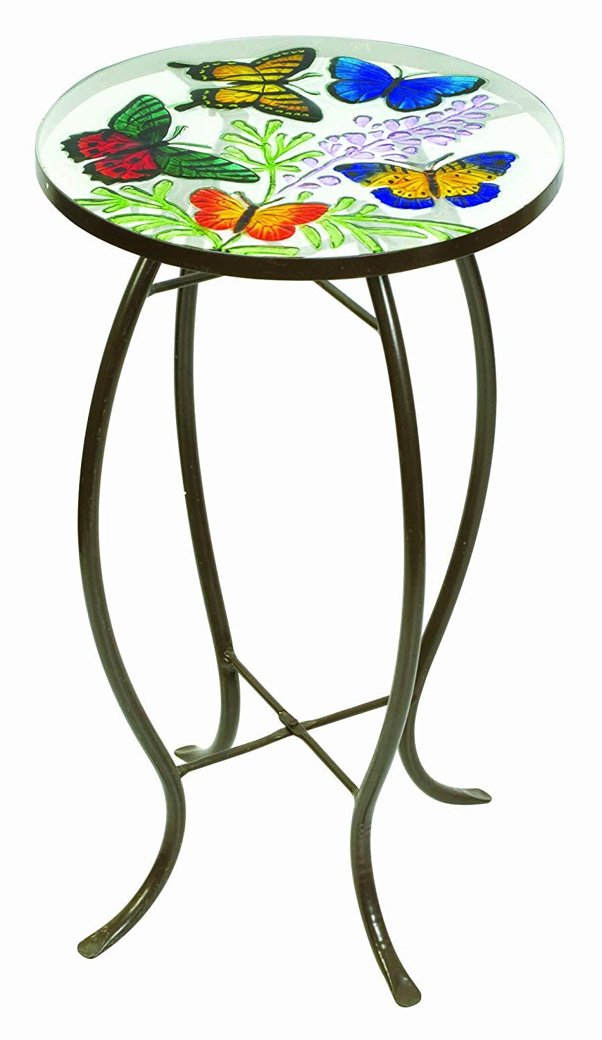 patio table side with ice bucket folding wood umbrella mosaic top small glass accent kohls full size square concrete coffee narrow ashley furniture end tables drawers target vases