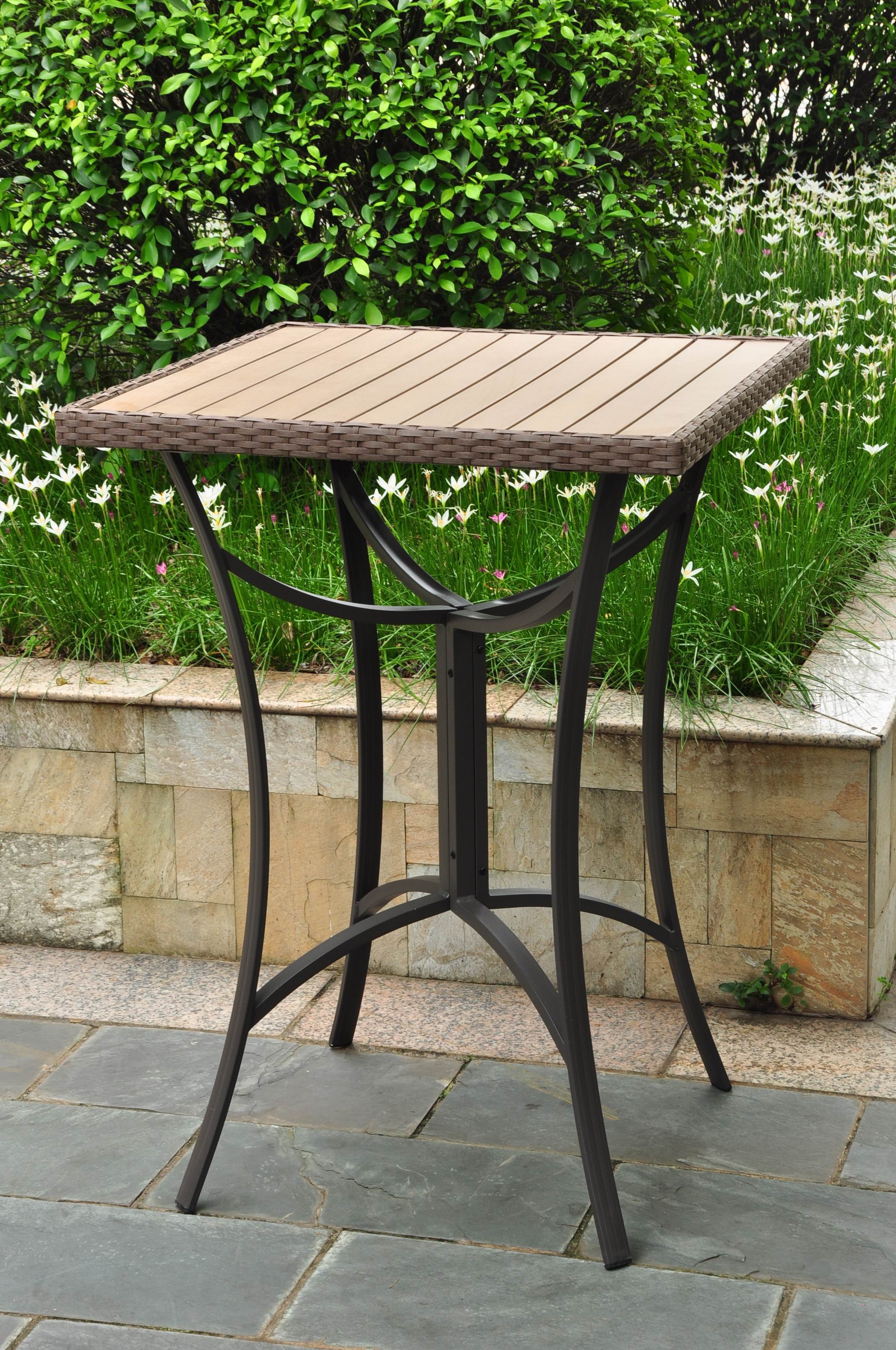 patio tables tbl abn foldable wicker accent table brown aluminum bar antique quick view small concrete chinese blue and white porcelain lamps pottery barn changing circular garden