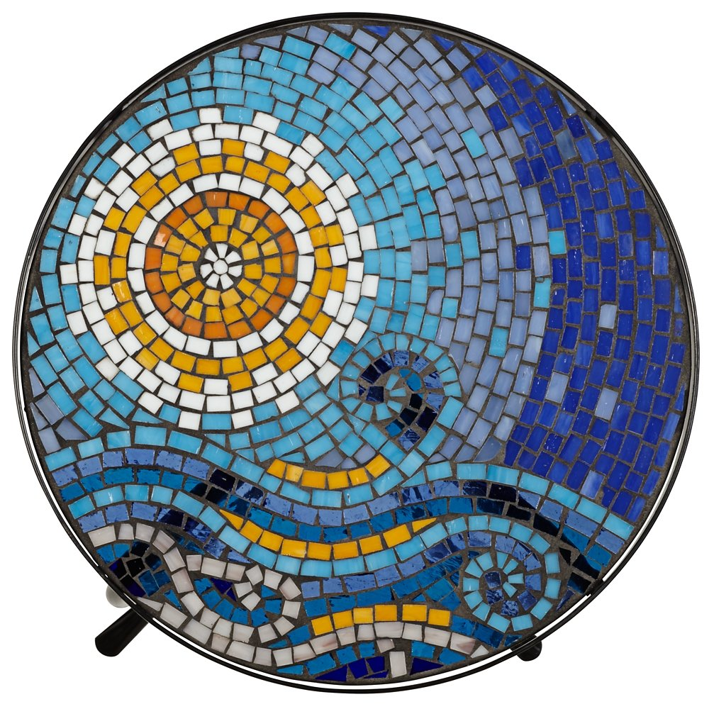 peacock pattern could work well for round table top mosaic zaltana outdoor accent ocean black iron home improvement blue lamps bedroom types furniture the living room target wood