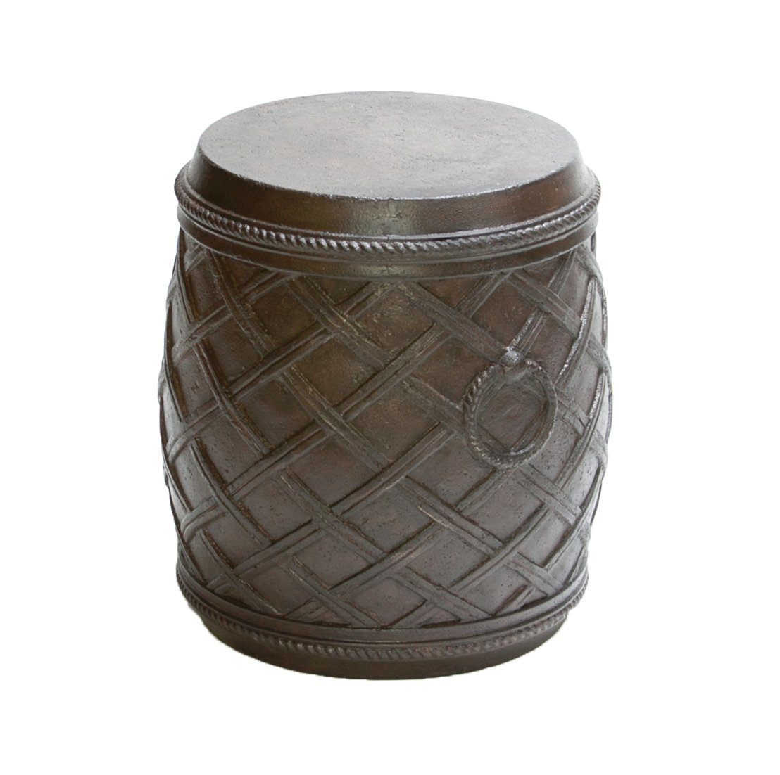 peakseason moroccan drum side table reviews bombay outdoors pineapple umbrella accent fireplace chairs concrete top coffee hallway lamp wood pedestal end target shoe rack outdoor