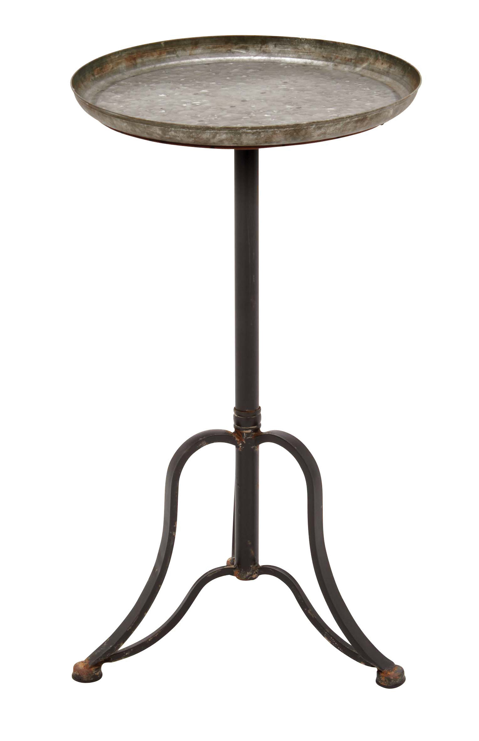 pearl metal end table reviews joss main eyelet accent nautical ceiling fans with lights average coffee height trestle legs large barn door dining room patio beer cooler kitchen