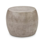 pebble urbia furniture vgs outdoor side table concrete occasional tables gray end mixx pier one dining room nautical inspired lighting white sliding door storage cabinet with 150x150