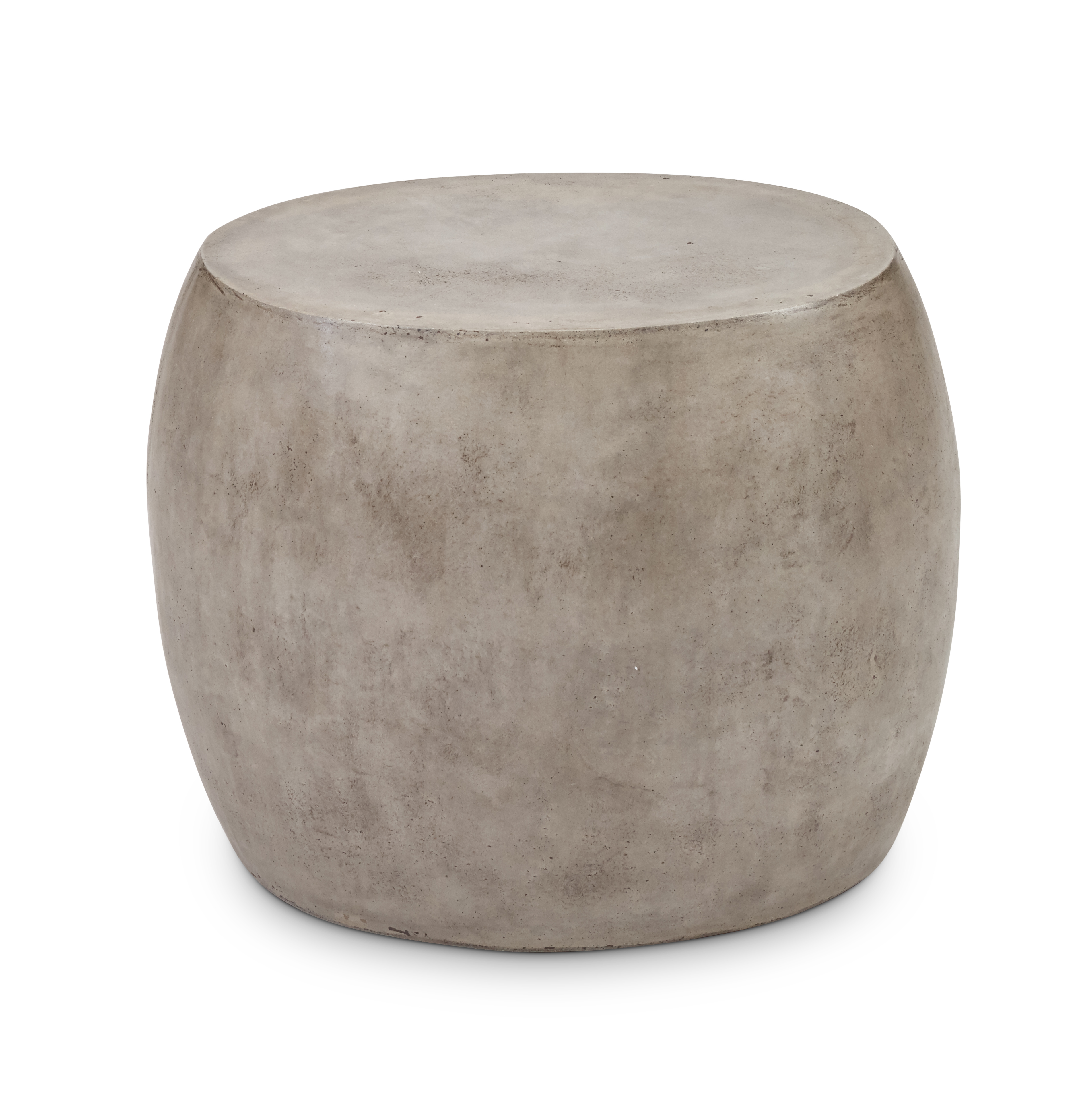 pebble urbia furniture vgs outdoor side table concrete occasional tables gray end mixx pier one dining room nautical inspired lighting white sliding door storage cabinet with