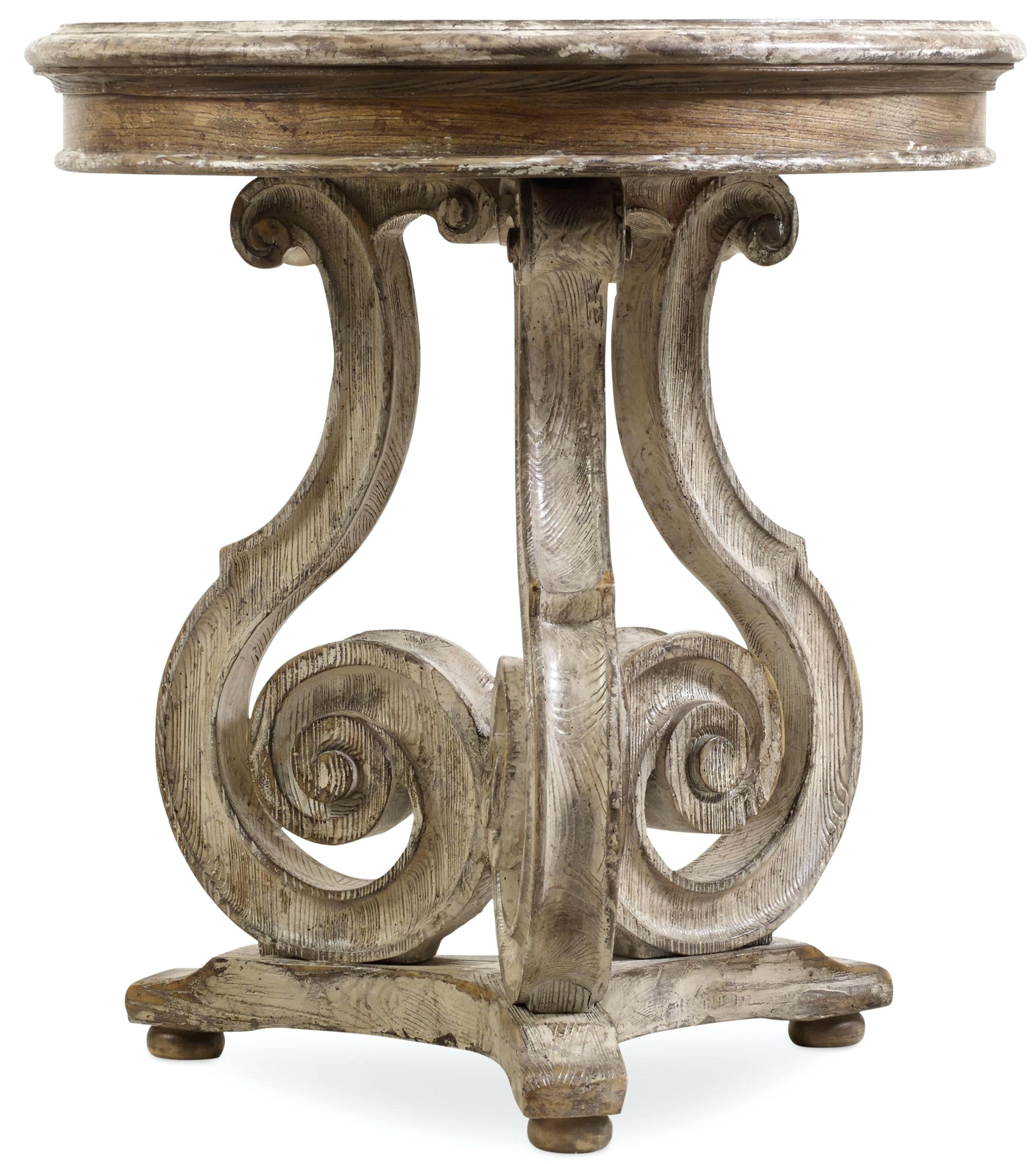 pedestal accent table acme furniture mirrored home scroll small round simplify simple coffee tables piece patio dining sets clearance pier side living room battery operated floor