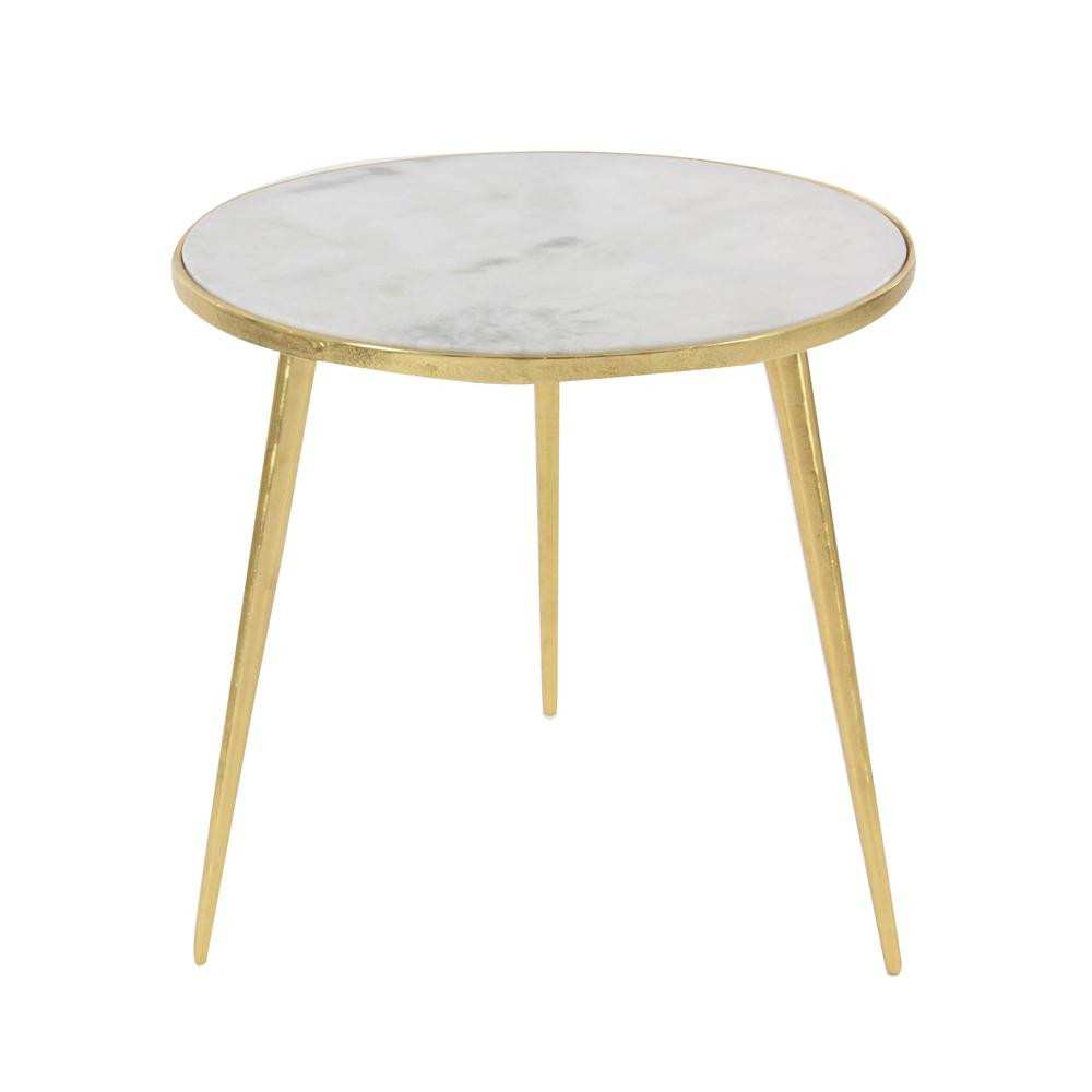 perfect gold drum side table for reversed leaf mirrored marble lovely accent easy home decorating ideas shaped stackable outdoor tables target oval glass dining waterproof patio