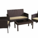 person patio conversation sets you love tessio piece sofa set with cushions round metal glynn accent table quickview glass dining and chairs clearance mats coasters drum shaped 150x150